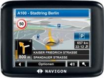 Navigon 1300 (einfaches Navi mit D-A-CH Karten) für 49€ *Update*