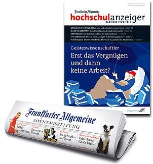 Hammer: Jahresabo F.A.Z. + Sonntagszeitung kostenlos (statt 95€ für Studenten bzw. 563€ für Andere)