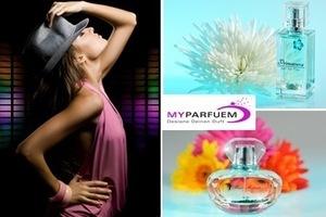 Nette Geschenksidee - Persönliches Parfüm kreieren 30€-Gutschein für 9,90€