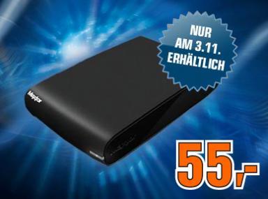"""[Externe Festplatte] Maxtor 3,5"""" 500GB bei Saturn"""