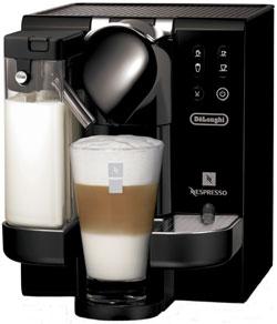Nespressomaschine DeLonghi EN 670 B für 208€ + 50€ Nespresso Gutschein