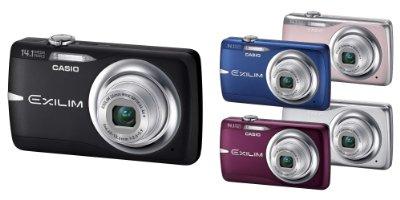 14 Megapixel Kamera Casio Exilim EX-Z550 für 111€