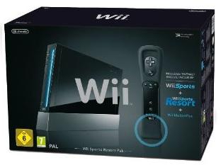 Hammer: Nintendo Wii + Sports Resort und Motion Plus für 162€ aus England