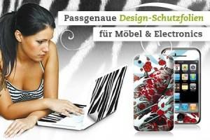 20€ Designskins Gutschein für 9€ - Laptop, Handy, etc. individualisieren