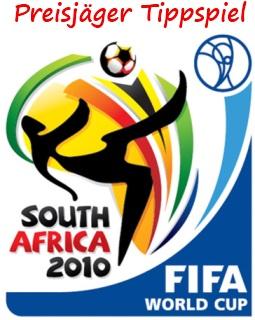 Preisjäger Tippspiel zur WM 2010