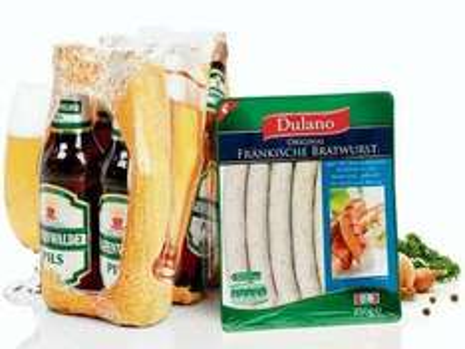 BILD-Aktion -  6 Würstchen + 6 Bier für 1,60€ bei Lidl