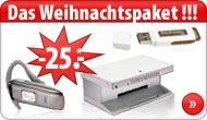 [Gratis] Drucker + Headset + USB-Stick + 15€
