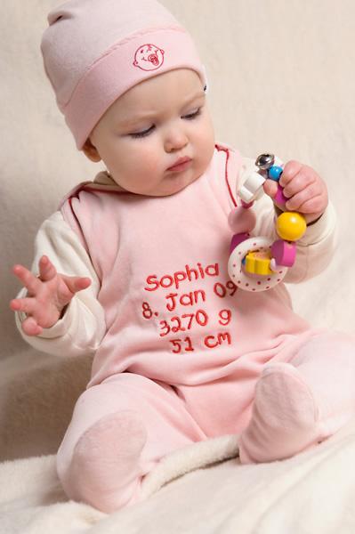Exklusiv-Deal: Individualisierte Babystrampler mit 40% Rabattcode
