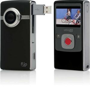 Überall HD-Videos aufzeichnen mit der Pocketcamera - Flip Ultra HD für 94€ *Update* Kodak Zi8 für 106€