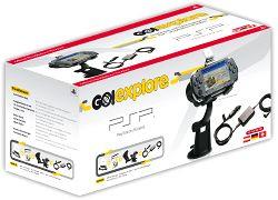 [PSP] Sony Go! Explore GPS-Empfänger inkl. KFZ Zubehör für 90€