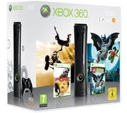 Hammer: XBox 360 Elite 120GB Holiday Bundle für 152€ oder mit Splinter Cell: Conviction für 155€ bei Amazon