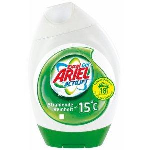 2x Ariel Excel Waschgel kaufen, nur 1 bezahlen bei Amazon