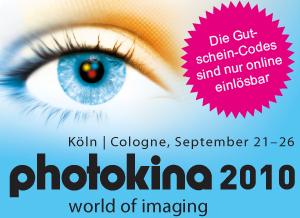 """Gratis Messeeintritt zur """"photokina"""" in Köln, eine Messe für Fotografie"""