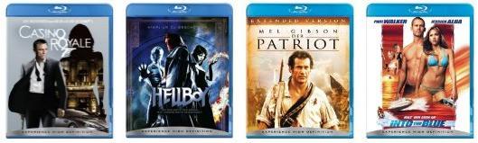 [Blu-ray][DVD] Filme-Schnäppchen bei Amazon