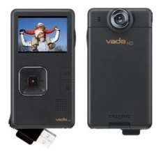 HD Pocket Camcorder: Creative Vado HD (2nd Gen) ab 54€ bei Amazon UK