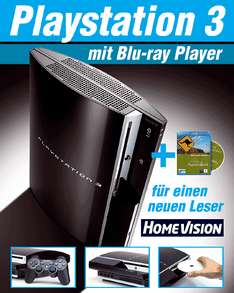 [Abo][PS3] Playstation 3 für 290€ *UPDATE*