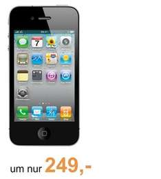 iPhone 4 mit Orange-Sondertarif für Studenten - 25% Rabatt *Update*