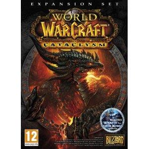 World of Warcraft: Cataclysm für 25€ - auch andere Toptitel sehr günstig