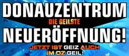 Neueröffnung Donauzentrum Wien - PS3 Slim für 222€, iPod Touch für 139€, MacBook Pro für 888€, 20% bei Gamestop, uvm.