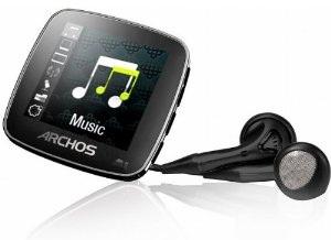 MP3-Player: Archos A14 4GB für 22€ bei Zoombits