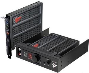 [Soundkarte] Creative SoundBlaster X-Fi Titanium Fatal1ty Champion Series Soundkarte für 125€