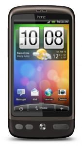 Smartphone-Schnäppchen: HTC Desire inkl. T-Mobile Vertrag HIT1500 für 19€/Monat *Update* A1 Jugend-Tarif günstiger