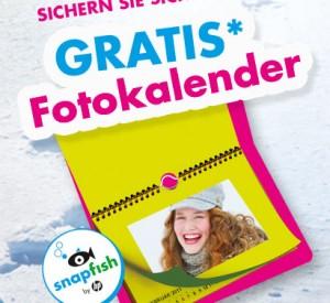 Fotokalender im A4-Format für 0,90€ inkl. Versand bei Snapfish