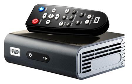 Logitech Harmony 600 für 37,95€ und WD TV Live HD für 79,64€