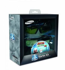Harry Potter 1-6 (Blu-Ray Box) für 23€ aus England und 2x Samsung 3D Brillen + 3D Film für 70€