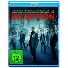 Inception (Blu-Ray) für 9,99€ *UPDATE* Als Download 0,49€