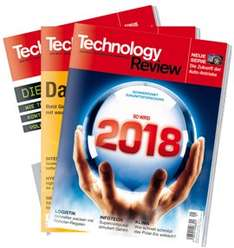 3x Technology Review unverbindlich