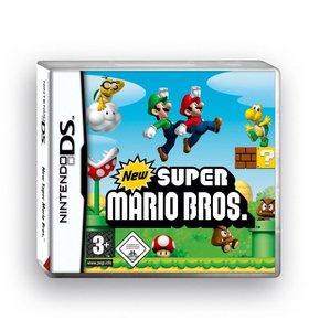 New Super Mario Bros. (Wii, DS) für 24€ statt 41€ bei Amazon! *Update* Auch CoD: Black Ops, R.U.S.E und God of War günstig!