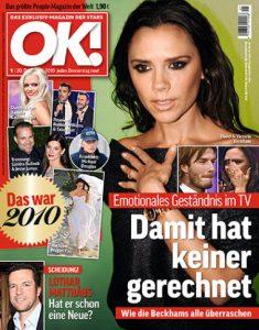 6 Monate OK! Magazin gratis - kein Haken