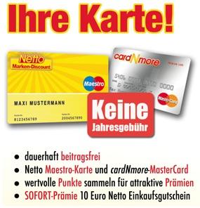 """Dauerhaft kostenlose Kreditkarte """"cardNmore"""" *UPDATE* Freiflug als Prämie"""