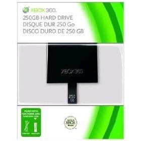 XBox 360 Slim 250GB Festplatte für 49€ bei Amazon Italien