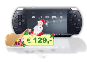 [PSP] Sony PSP Slim für 129€