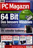 Chip mit DVD, PC Magazin und PCgo für jeweils 15€ ein Jahr lesen