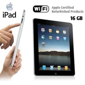 Apple iPad 16GB Wifi (generalüberholt) für 406€ bei iBood