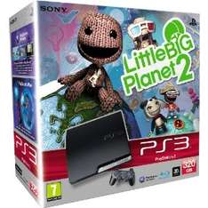 Playstation 3 320GB Little Big Planet 2 Bundle für 278€ *UPDATE* nur noch kurze Zeit