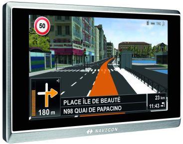 """5"""" Navigationsgerät: Navigon 8410 für 179€ statt 310€"""