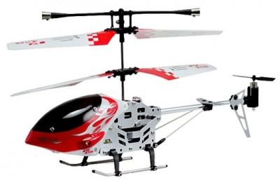 RC Indoor Helikopter (3 Kanal, aus Aluminiumteilen) für 14€ über Ebay