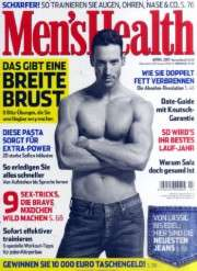 24 Monate Men's Health für effektiv 10€
