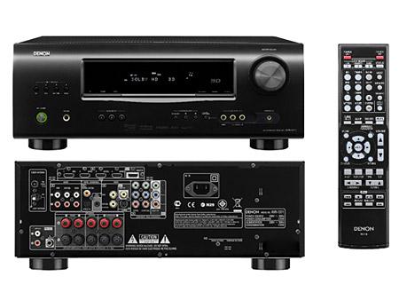 Denon AVR 1311 5.1 AV-Receiver für 180€