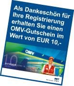10 Euro OMV-Gutschein von der Tiroler Sparkasse geschenkt bekommen!