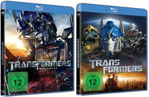 Amazon Osternest: Transformer 1 und 2 (Blu-ray) für je 9,97€