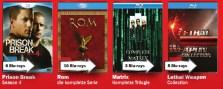 Blu-Ray Boxen für 24,99€ z.B Rom die kompl. Serie @ Mediamarkt Österreich