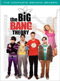 Amazon: Günstige TV-Serien ab je 10€ (Big Bang Theory, My Name Is Ear, American Dad, Akte X, ...)