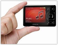 [MediaPlayer, ...] Creative ZEN 4GB für 65€ und mehr bei Amazon