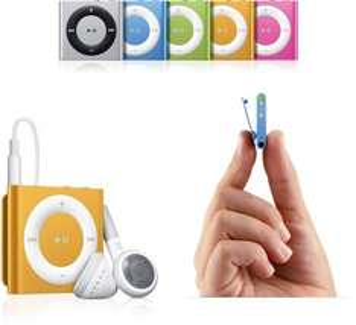 Apple iPod Shuffle 2GB neuste Generation für 37,99€ statt 48€