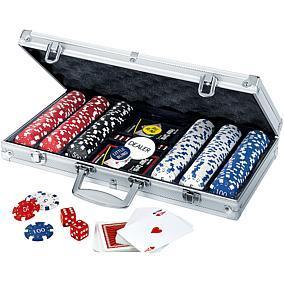 Pokerkoffer für 9€ inkl. Versand bei Karstadt